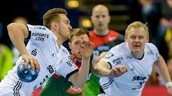 SC Magdeburg vs THW Kiel. DHB Pokal Finale. REWE Final Four 2019. Finale