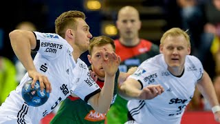 SC Magdeburg - THW Kiel. DHB Pokal Finale. REWE Final Four 2019. Final
