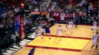 LeBron James Top 10 Plays of the month March 2013