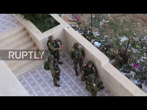State of Palestine: Footage shows IDF raid on Palestinian news agency