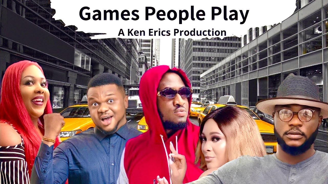 Download GAMES PEOPLE PLAY EPISODE 1 - (New Movie) 2019 Latest Nigerian Nollywood Movie Full HD