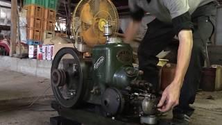 クボタAHC 石油発動機! thumbnail