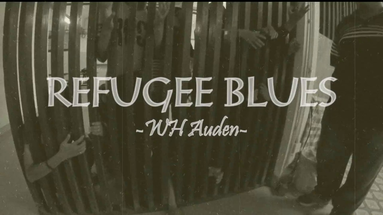 refugee blues and disabled Open document below is an essay on refugee blues and disabled comparison (almost finished) from anti essays, your source for research papers, essays, and term paper examples.