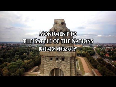 Monument To The Battle Of The Nations (Short Documentary)