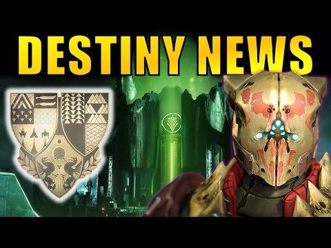 Destiny News: NEW Age Of Triumph Info, Complete Recap, Bungie Bounties & More!