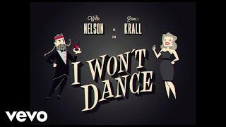 Willie Nelson - I Won't Dance ft. Diana Krall