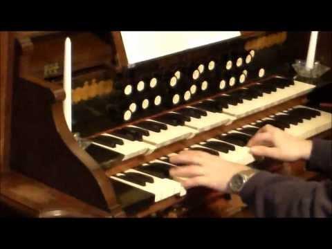 -KYRIE- Charles Gounod; Mason & Hamlin Liszt Reed Organ
