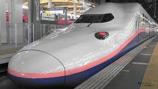 上越新幹線 E4系 Maxとき324号 新潟~東京 全区間車窓 Scenery from a Shinkansen window