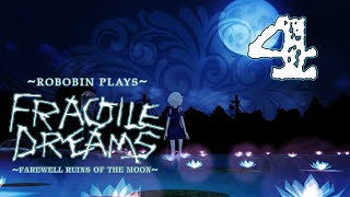 Fragile Dreams: Farewell Ruins of the Moon Episode 4 Seto Finds the Underground Mall