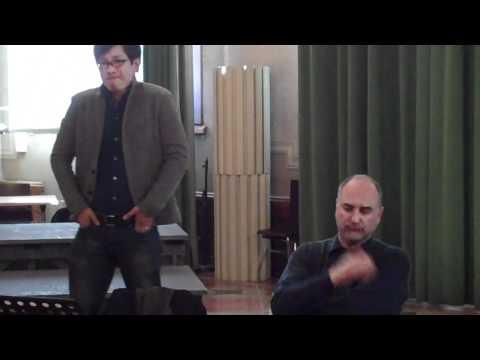 L'italiana in Algeri - Teatro Comunale di Bologna -prova musicale con Michele Pertusi - Shi.MP4