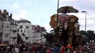 L'éléphant dans Nantes