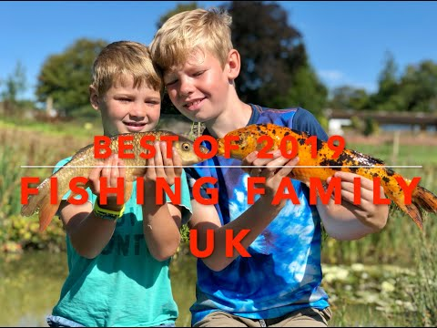 Our 2019 Highlights, From Fishing Family UK