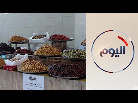 مهرجان الرطب السادس بالجبيل.. منصة لترويج منتجات المزارعين  - 06:53-2021 / 7 / 29