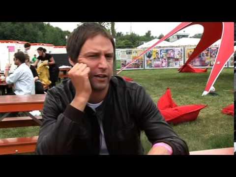 The Rifles 2009 interview - Joel Stoker (part 2)