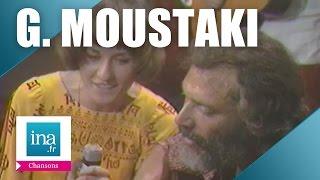 """Georges Moustaki et Catherine Le Forestier """"Le facteur"""" (live) - Archive vidéo Ina"""