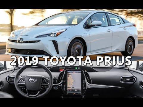 2019 Toyota Prius Better Than Tesla Model 3
