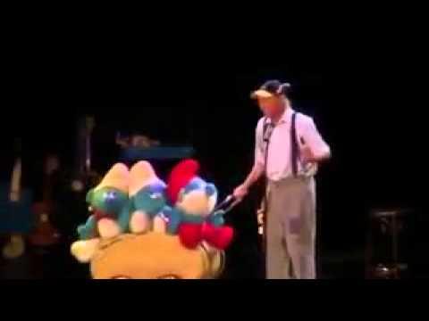 Otto und diw siben zwerge song