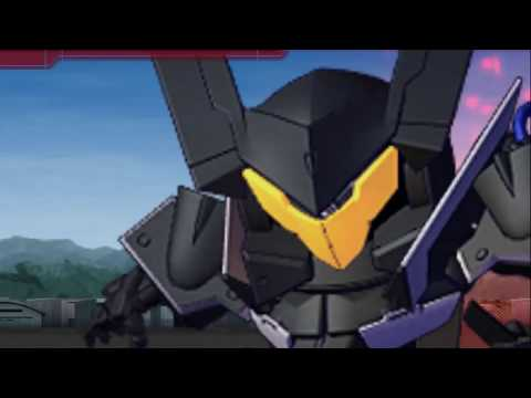 SD Gundam G-Generation Wars - GN Flag All Animations