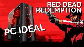 PC IDEAL pra jogar RED DEAD REDEMPTION 2! Será que o PC de R$ 3500 mandou bem?