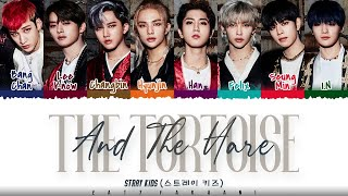 STRAY KIDS - 'The Tortoise and the Hare' (토끼와 거북이) Lyrics [Color Coded_Han_Rom_Eng]