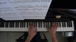 Trinity TCL Piano 2018-2020 Grade 7 B6 Liszt Klavierstück in E Major R.60 S.192 by Alan