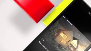 Nokia Lumia 1520 Tanıtımı / Reklamı