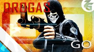 Counter Strike: Drogas Offensive (Turn down for...)