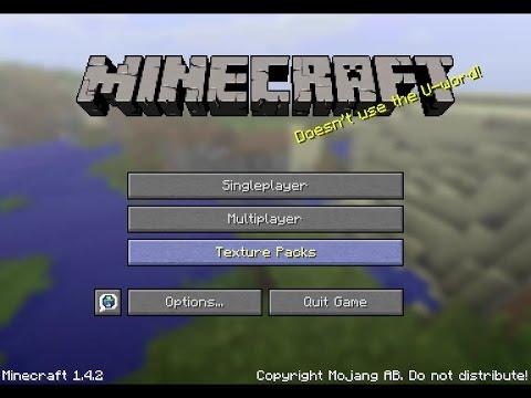 Minecraft PC Longplay Part 1 (No Commentary)