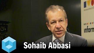 Sohaib Abbasi - Informatica World 2015 - theCUBE - #INFA15