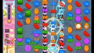 Candy Crush Saga Level 870        NO BOOSTER