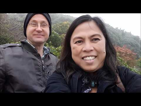 Filipina American Life in  American?Golden gate tour