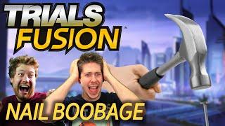 Trials Fusion - Nail Boobage!