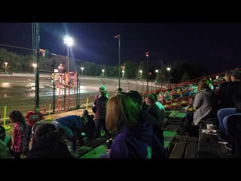 Sycamore Speedway Racing Sept 13, 2019 Compact Combat Combat 2J Qualifying