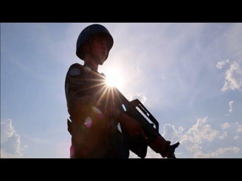 S. Sudan-China: Chinese peacekeeping engineers help upgrade S. Sudan's Wau Airport
