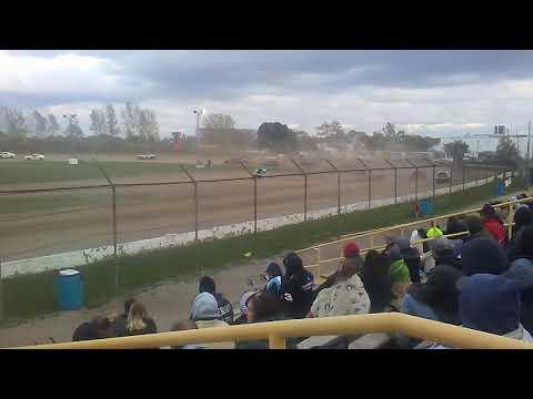 Meillas leukemia journey race Genesee speedway batavia ny 10/14/2018