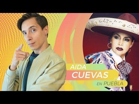 Aida Cuevas en Puebla - #Prográmate