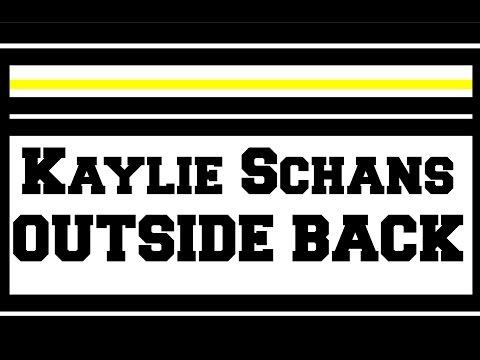 Kaylie Schans Outside Back Women's Varsity Soccer Montoursville Area Senior High School Class 2018