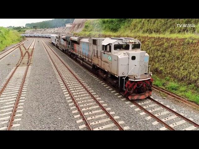 Investimento em ferrovias é fundamental para competitividade