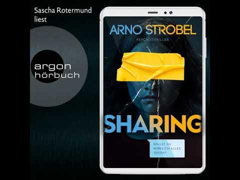 Sharing - Willst du wirklich alles teilen? YouTube Hörbuch Trailer auf Deutsch