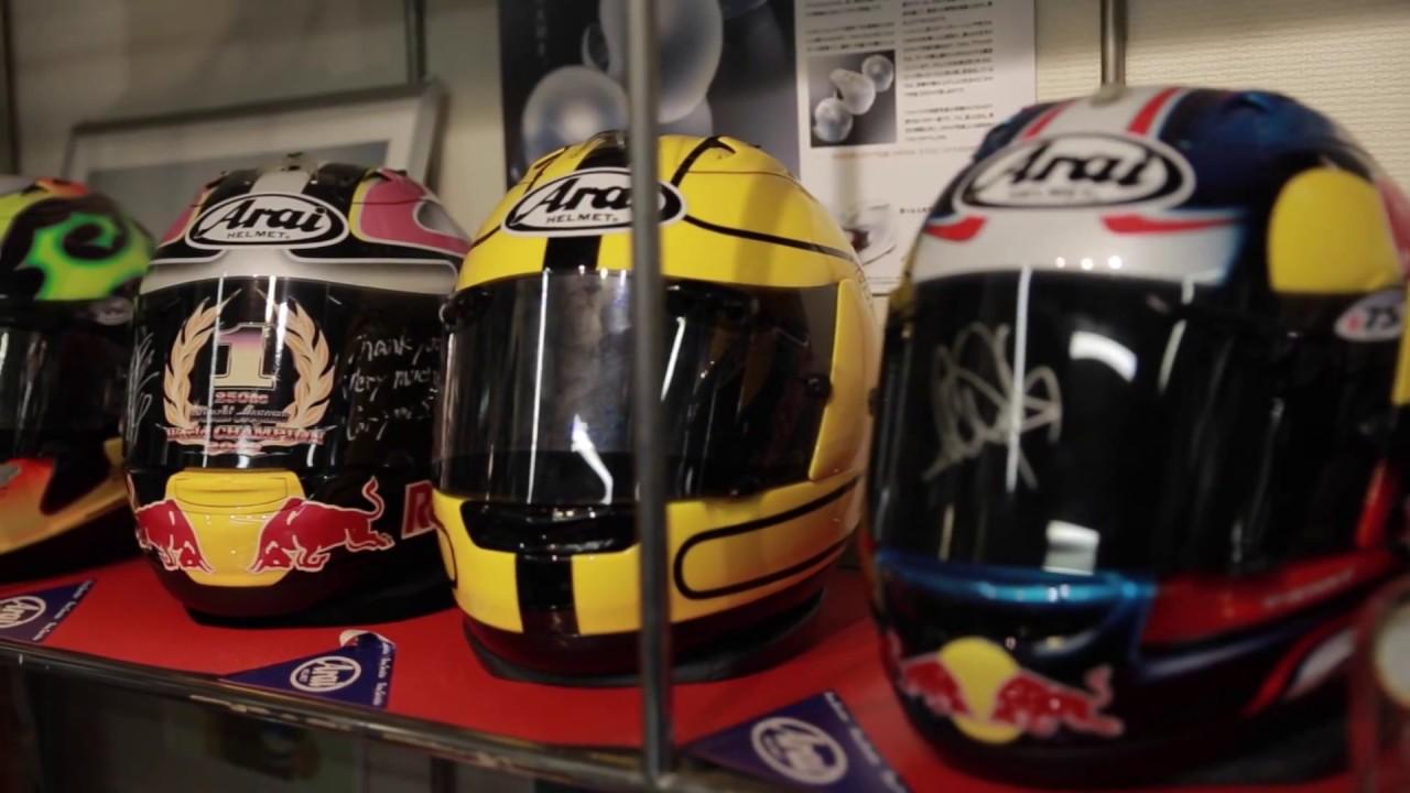 Arai Helmets, Parts and Accessories - Arai Helmets