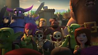 Clash of Clans Eight Clans Enter, One Clan Leaves720P