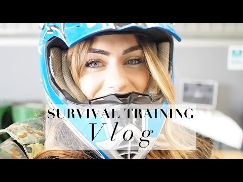 SURVIVAL TRAINING | Lydia Elise Millen | ad