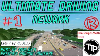 Deja jugar desafíos ROBLOX I con RGD I conducción en 90 MPH SIN parar