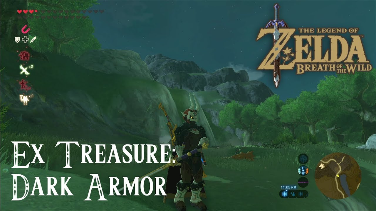 The Champions Ballad Dlc Armors The Legend Of Zelda Breath Of The Wild Neoseeker