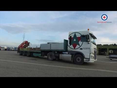 TRANSPORT.TV ONLINE: Alders Transport neemt Kruger Transport over in Duitsland