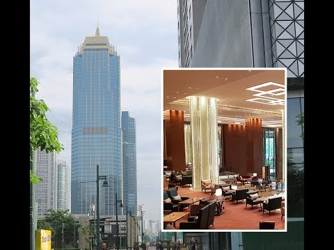 Grand Hyatt Manila on soft opening