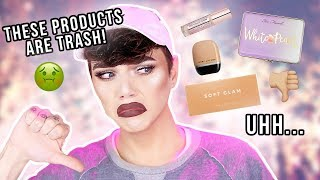 THESE PRODUCTS SUCK!! & Products That I LOVE!! ABH, Too Faced, & More! | Thomas Halbert