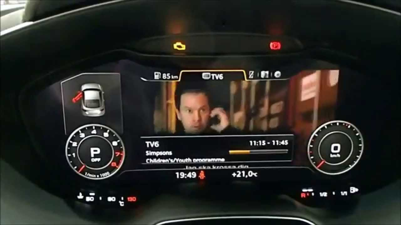 new 2015 audi tt mmi navigation plus audi virtual cockpit walkaround youtube. Black Bedroom Furniture Sets. Home Design Ideas