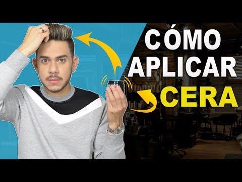 Cómo Aplicar Ceras Para El Cabello De Hombre Correctamente Video