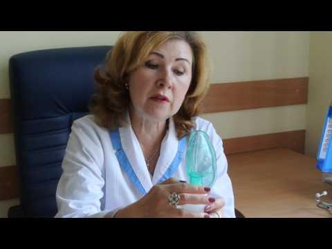 Ингаляции небулайзером. Обструктивные заболевания легких. Хронические заболевания легких.